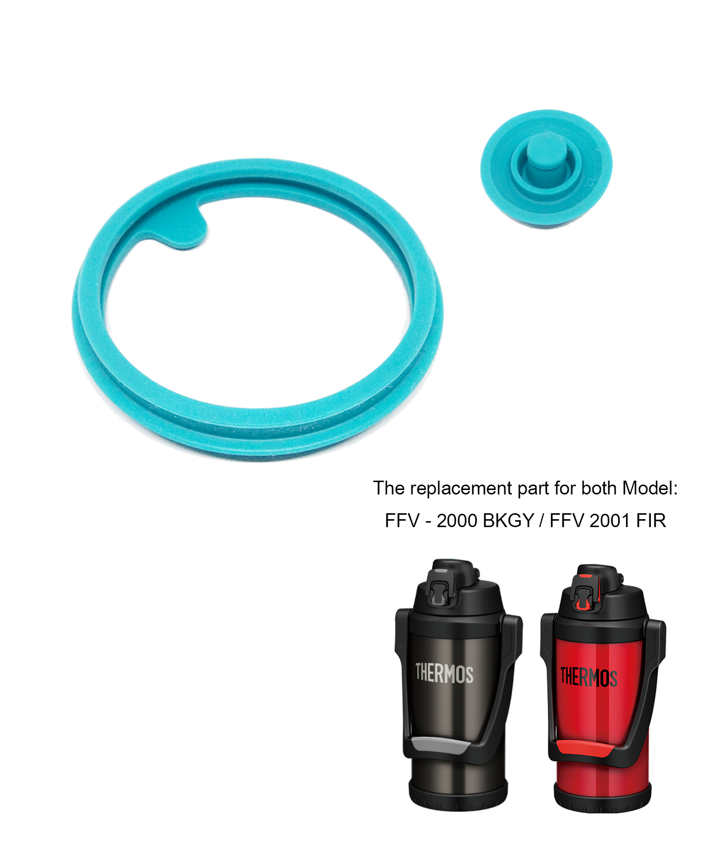 Thermos Replacement Part for Sport Bottle