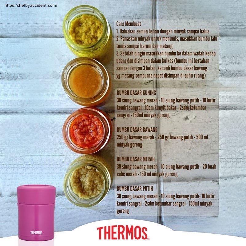 Thermos - Bumbu Dasar Indonesia