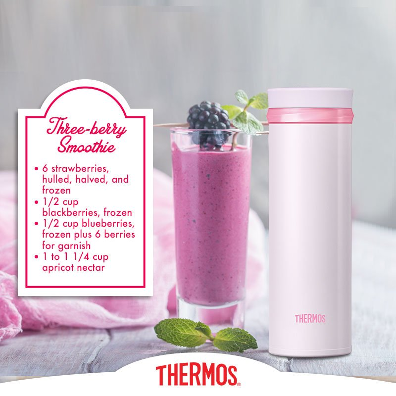 Thermos - Three Berry - Smoothie