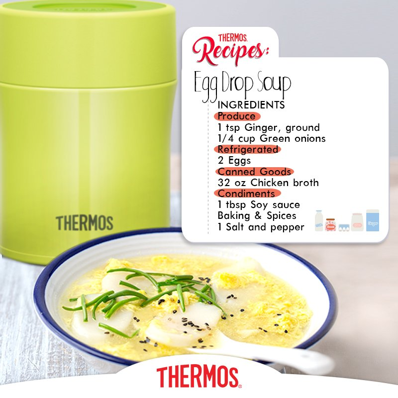 Thermos - Egg Drop Soup