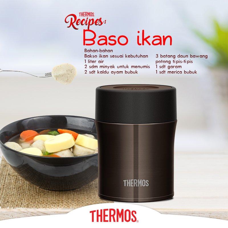 Thermos - Bakso Ikan