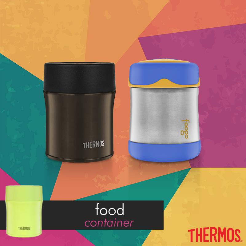 Aneka Kotak Makanan dari Thermos