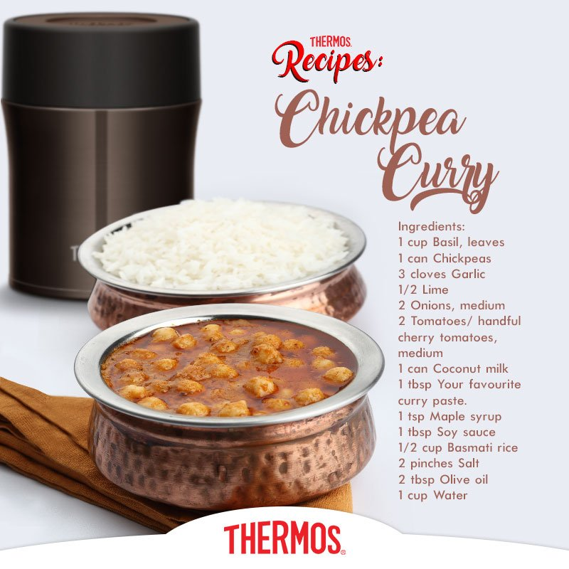 Thermos - Chickpea Curry