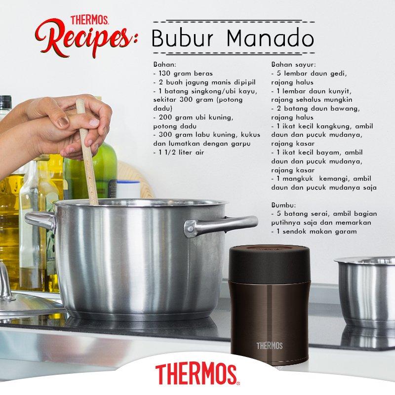 Thermos - Bubur Manado