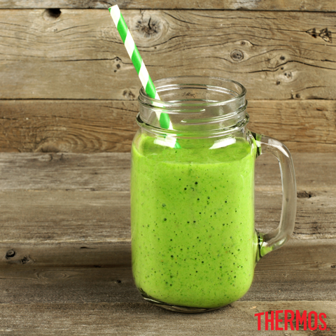 Green Smoothies For Greener Life!