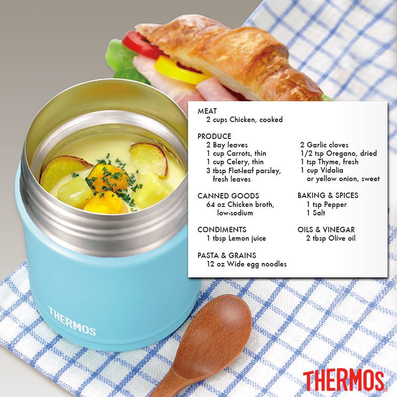 Thermos Indonesia - Chicken Noodle Soup