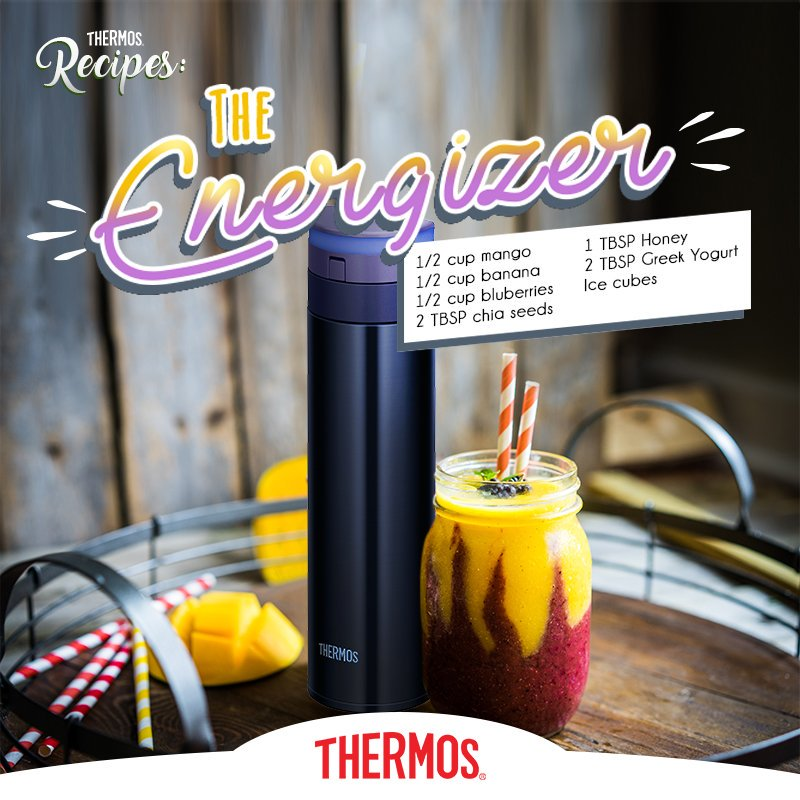 Thermos - The Energizer