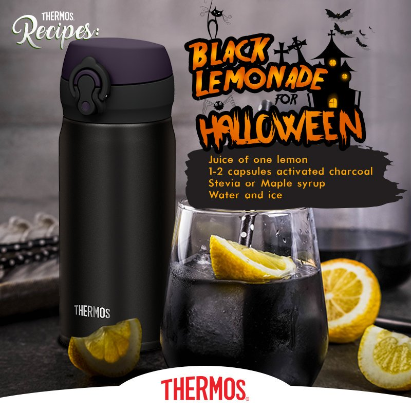 Thermos - Black Lemonade
