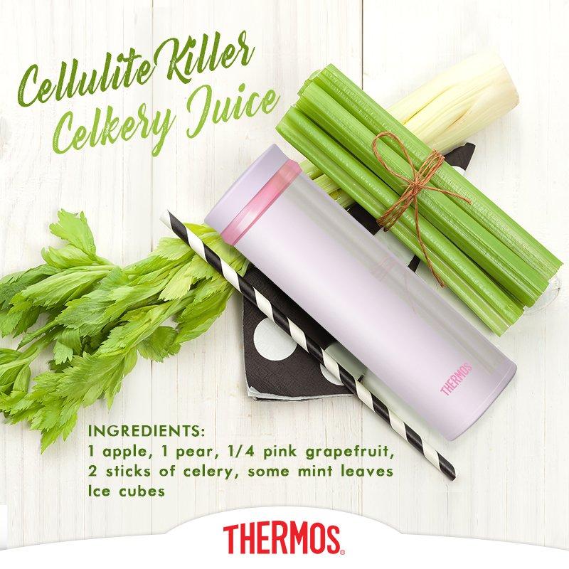 Thermos - Celery Juice