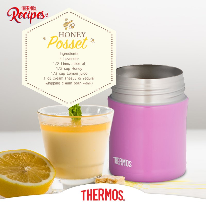 Thermos - Honey Posset
