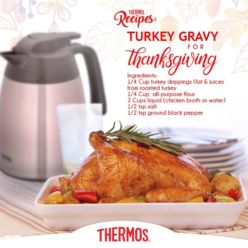 Thermos - Turkey Gravy