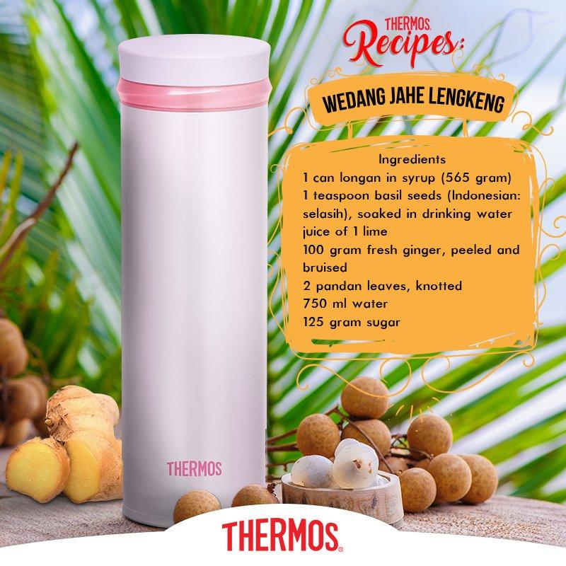 Thermos - Wedang Jahe Lengkeng