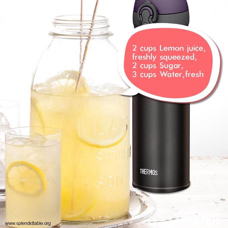 Thermos Indonesia - Lemonade