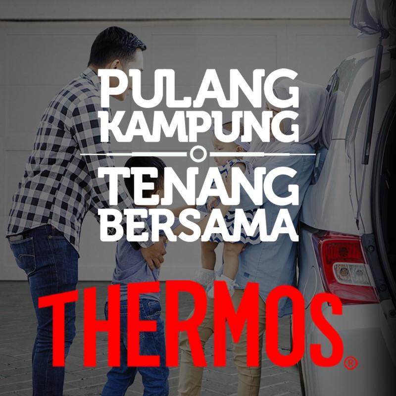 Pulang Kampung Tenang Bersama Thermos