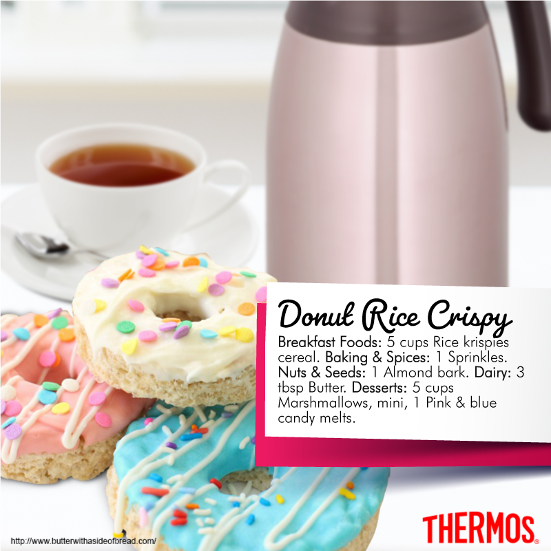 Thermos Indonesia - Donut Rice Crispy