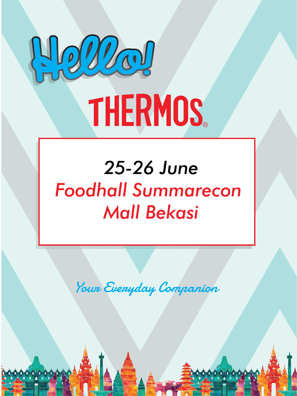 Foodhall Summarecon Mall Bekasi 25 - 26 Juni 2016