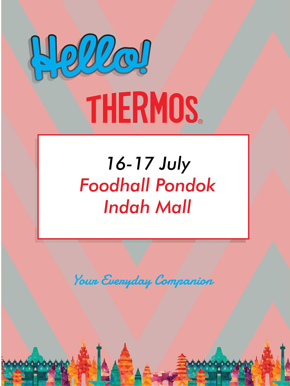 Foodhall Pondok Indah 16 - 17 Juli 2016