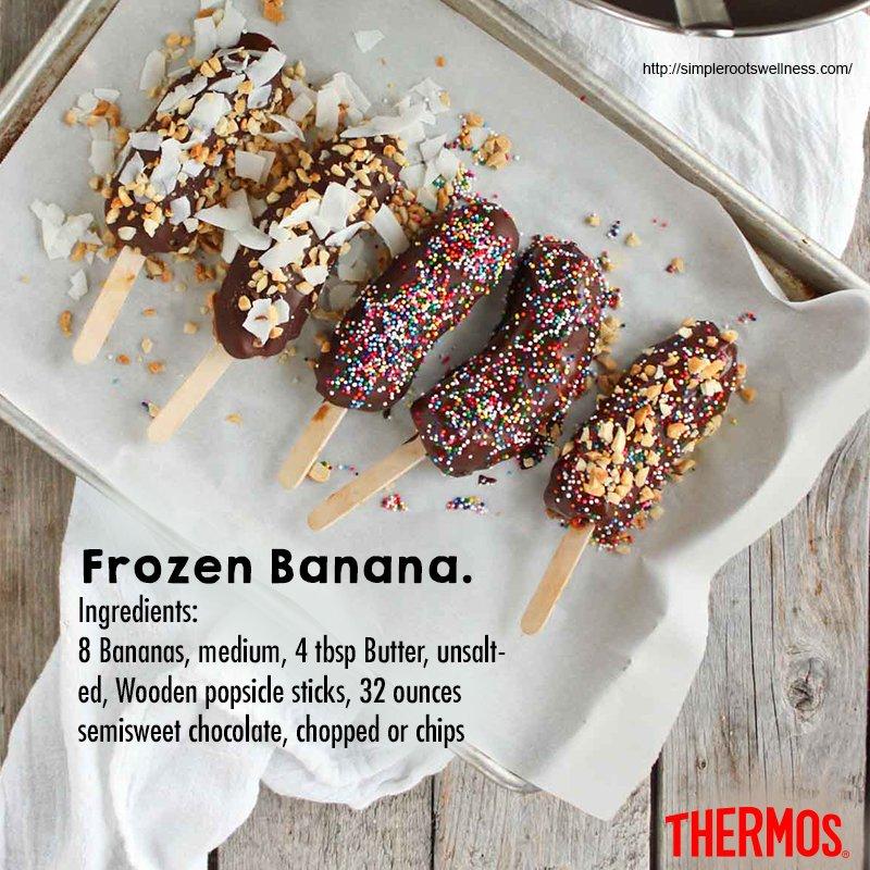 Thermos - Frozen Banana