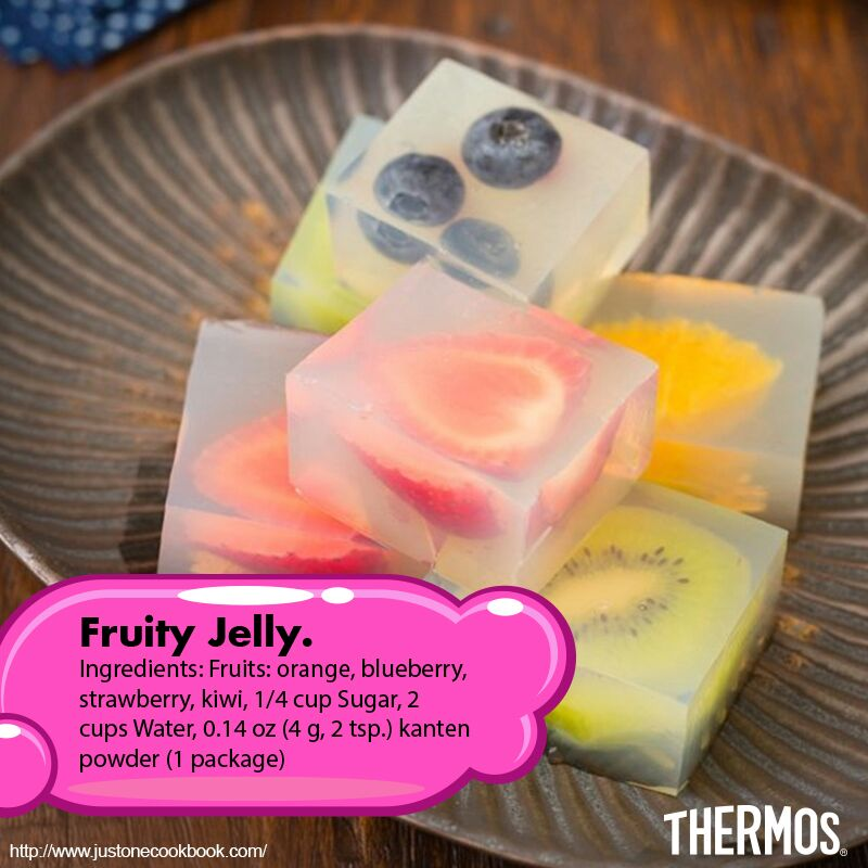 Thermos - Fruity Jelly