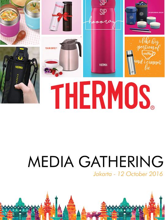 Thermos, sebagai teman beraktivitas sehari – hari