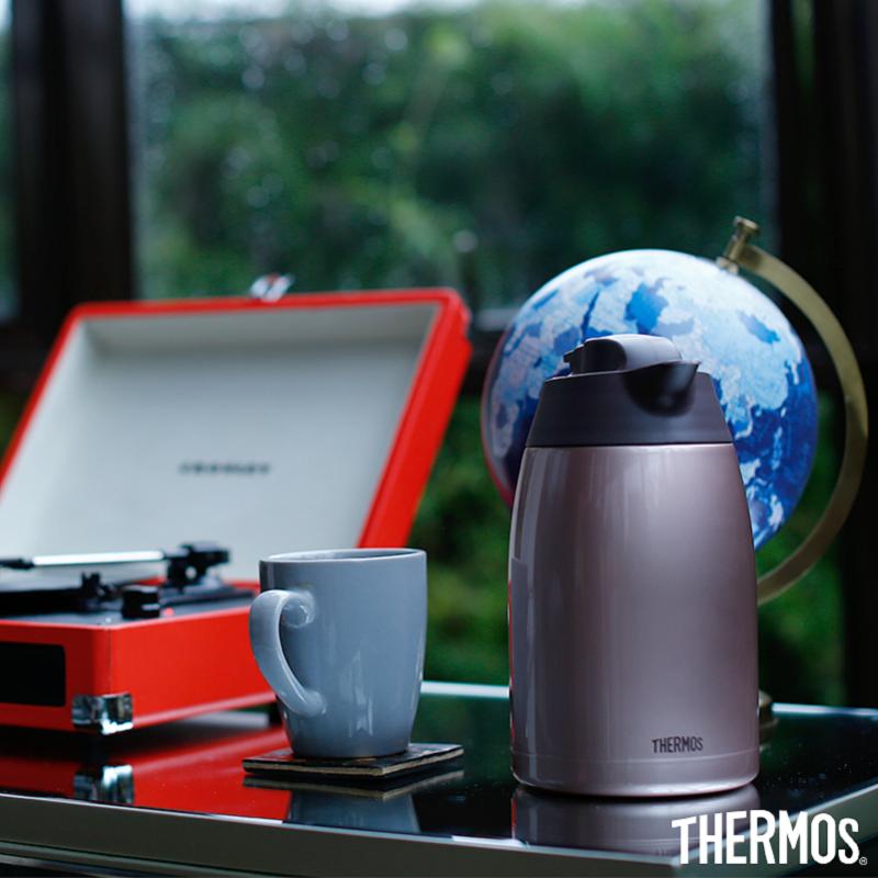 Vacuum Insulated Carafe, Mampu Simpan Air Panas Lebih Banyak