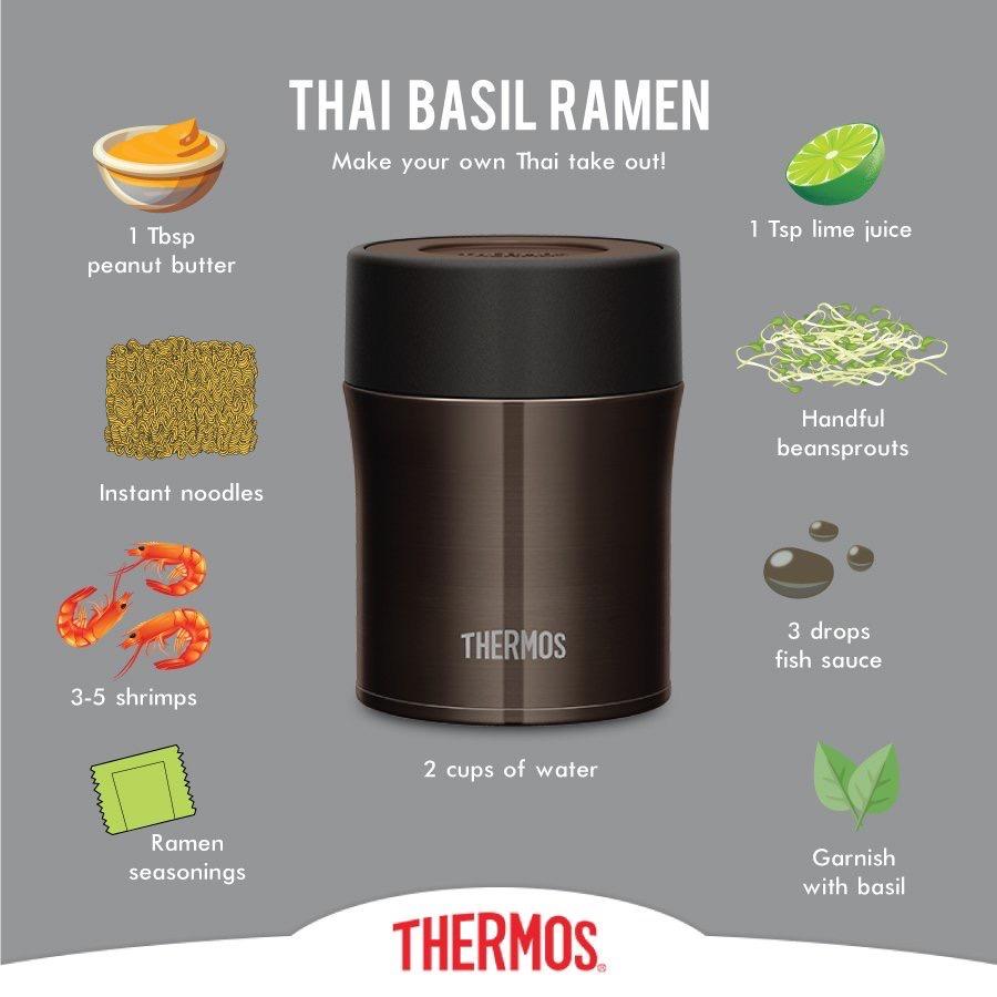 Thermos -  Thai Bassil Ramen